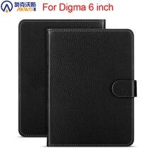 Чехол для Digma S683g E- Book, чехол для Digma 6 дюймов Digma E654 E63s R63s R63w E61m R61m, фотомагнитный чехол