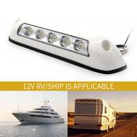 2pcs LED Motorhome Camper RV Marine Boat Caravan Awning Lights 12V