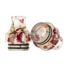 Narrow Bore Resin Vase 810 Drip Tip for Juggerknot MR Mini Remastered RTA/FreeMax M PRO 2 MAXUS PR/Hellvape Destiny RTA