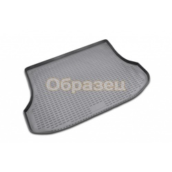Mata do bagażnika Toyota Land Cruiser 100 1998 2007  implementacja. Pu -