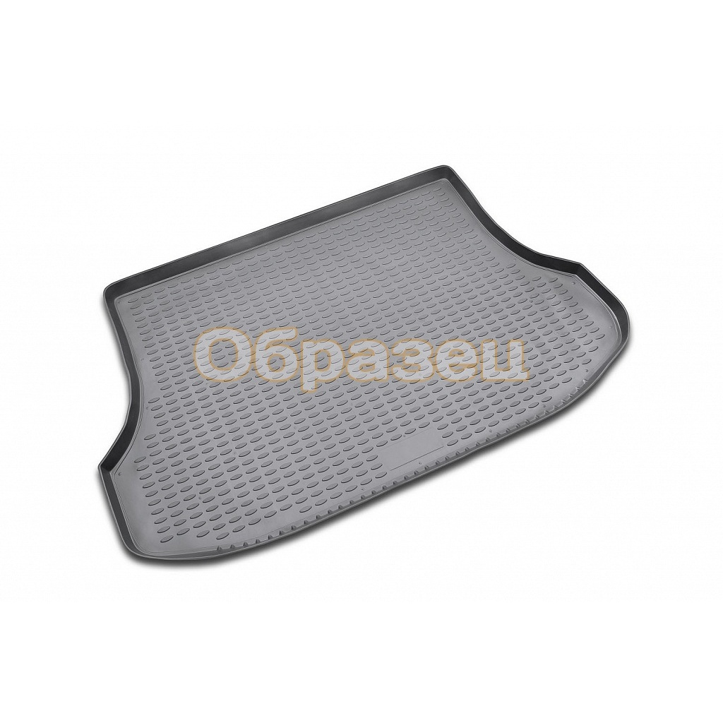Trunk Mat For Haval F7, 2019-> Crossover, 1 Pc. (PU)