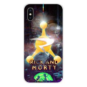 Для samsung A10 A30 A40 A50 A60 A70 Galaxy S2 Note 2 3 большое ядро Prime Rick And Morty funny guys аксессуары чехлы для телефонов