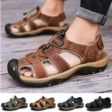 Sandals Women Aqua-Shoes Thick-Sole Hiking Men's Summer Beach for Fishing Closed-Toe