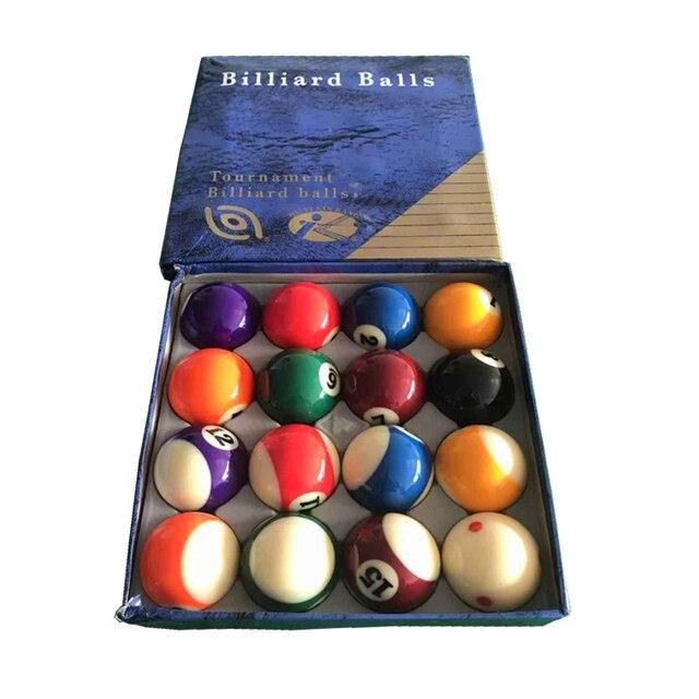 Full Size 57mm Billiard Ball Set 8