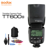 Godox TT600S GN60 2.4G Wireless Camera Flash Speedlite for Sony A7II/A7/A7r/A7s/A7RII/A7SII/RX10 III/A6000/A6100/A6300/A6500/A99