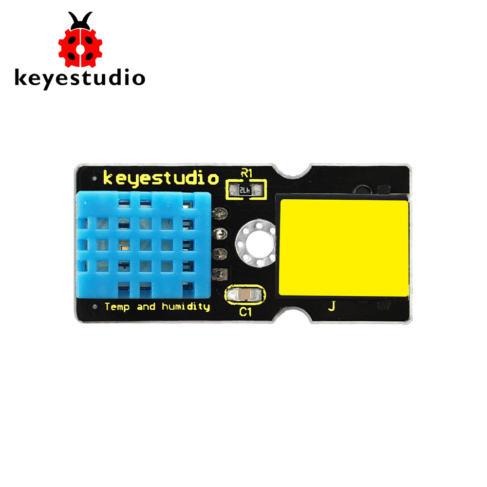 New! Keyestudio EASY Plug DHT11 Temp-Humidity Sensor Module For Arduino STEAM