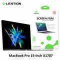 Protective Film for Laptop MacBook Pro 15 with Touch Bar A1707/A1990 Clear Microsoft Surface Book Screen Protector for Eyes