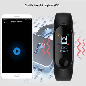 Image 4 - M3 Pro Smart Watch Sport Smart Band Blood Pressure Monitor Smart Wristband Smartwatch Bracelet M3Plus Wristband for Men Women