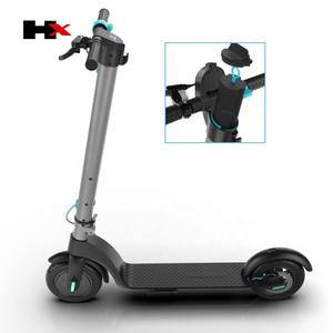 Electric-Scooter Battery Hx X7 Foldable Adult 13 Ce Kick for Patents-Popularkick