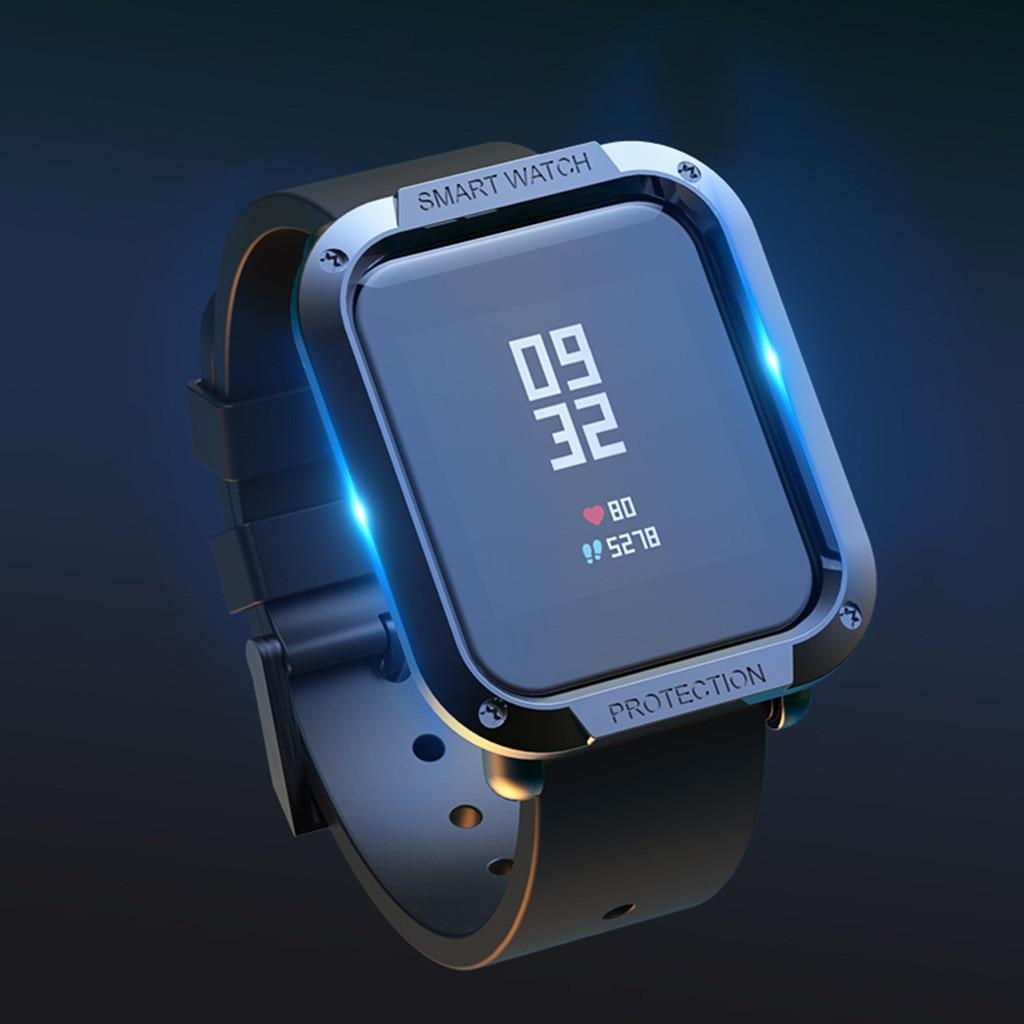 PC Case Cover Protector For Xiaomi Huami Amazfit Bip Youth Lite Watch Xiomi Xaomi Coque Covers Estuche Para Reloj