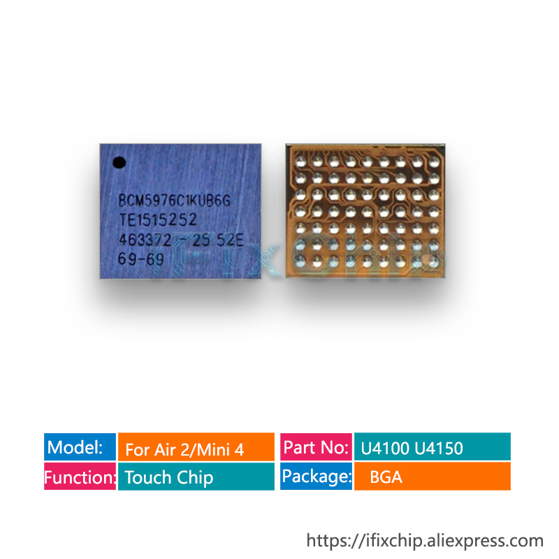 A1490 U1300 A1489 A1491 Power Management IC Chip for Apple iPad Mini 2