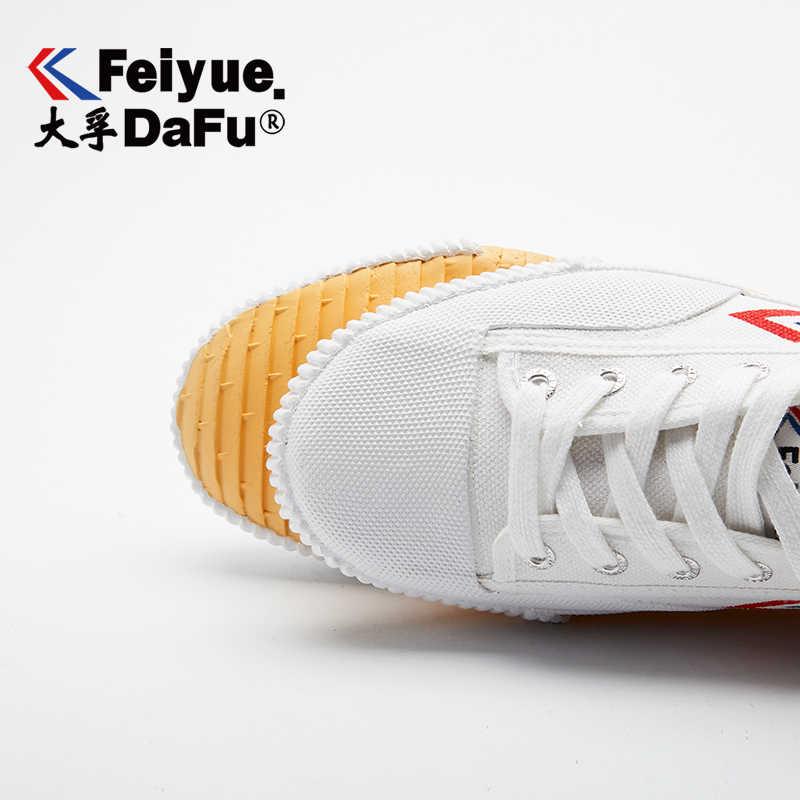 Dafu feiyue shaolin kungfu sapatos de lona masculinos e femininos tênis primavera outono casual baixo skateboarding sapatos sandálias 501