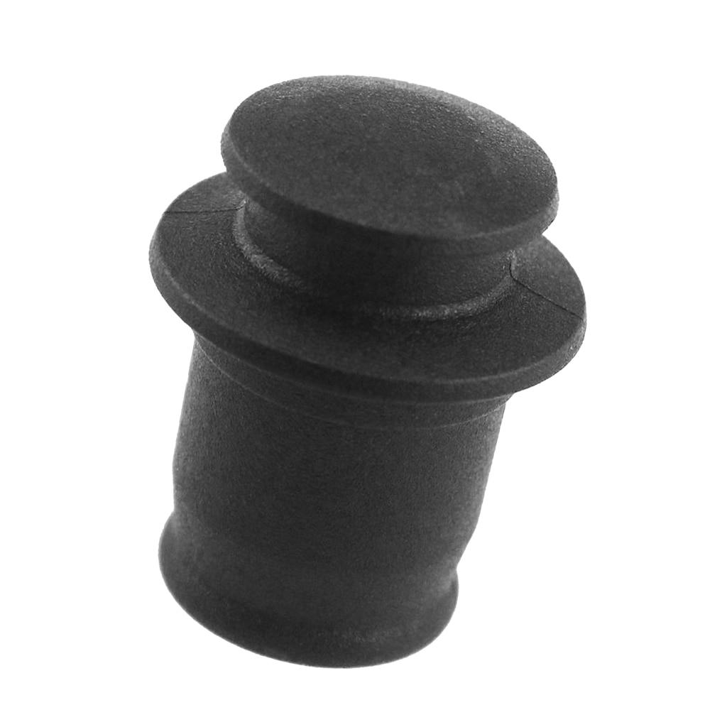 3pcs Universal Car Cigarette Lighter Socket Plug Dust Covers Caps Waterproof