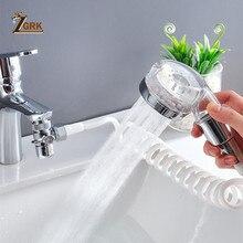 ZGRK Faucet External Shower Hand Bathroom Spray Drains Strainer Hose Sink Washing Hair Wash Shower dog shower head spray drains strainer hose sink washing hair pet bath tool flexible