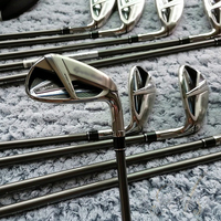 Sim max-palos de golf, 4-9P.A.S R / S Flex, juego de hierro para Golf con cascos, envío gratis
