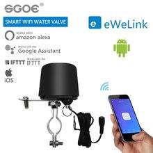 EWelink умный wifi переключатель для GW-RF водяной клапан система домашней автоматизации газовый клапан управления водой работает с Alexa и Google home