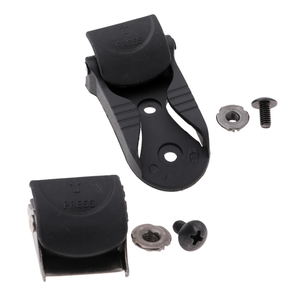 Inline Roller Skating Part Skates Shoes Buckles Screw Accessories for Any Smooth & Speed Skating Shoes