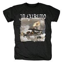 Camiseta masculina de manga curta em extremo rock t camisas femininas hiphop
