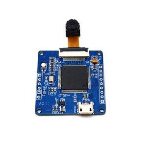 LCMV4 -H7 MV4 питон программируемая машина видения OV7725 камера Мини версия