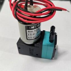 Infiniti print 24V 7W KHF 30 duża pompa powietrza do LIYU WitColor część drukarki (nowy styl  pompa tego samego HY 30Air) w Części drukarki od Komputer i biuro na