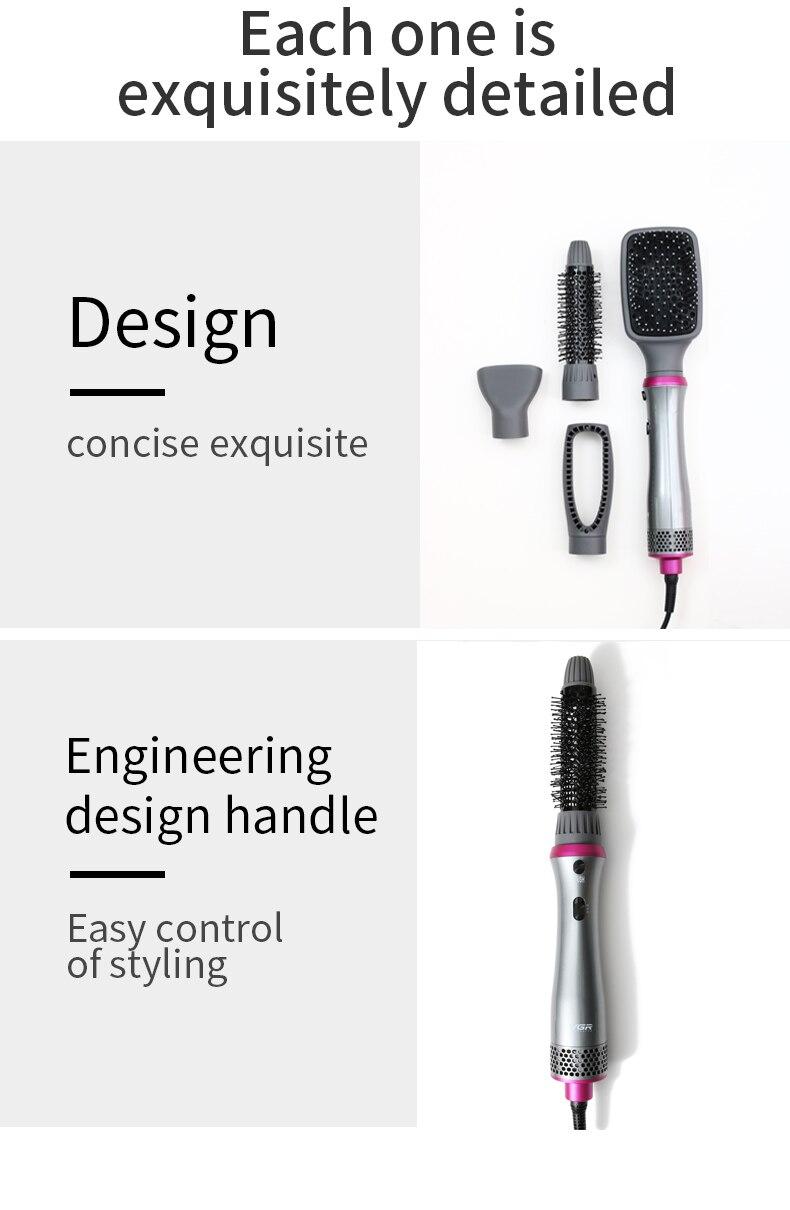 quente secador de cabelo ferramentas estilo styler