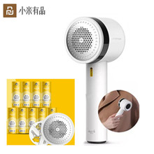 New Xiaomi Deerma Lint Remover Hair Ball Trimmer Sweater Remover Portable 7000r/min Motor Trimmer Concealed sticky Hair Tube(China)