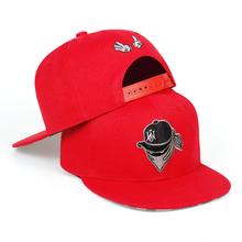 Nowy zamaskowany regulowany czapka z daszkiem moda Hip Hop taniec uliczny czapki męskie i damskie uniwersalny kapelusz Outdoor Sports płaskie czapki tanie tanio LEOSOXS Dla dorosłych COTTON Unisex Na co dzień Adjustable 500010002009 Jeden rozmiar Zwierząt