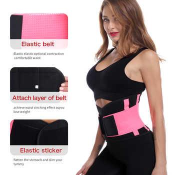 Shaper Slim Belt Neoprene Waist Trainer Cincher Faja shapewear Corset Waist Trainer Belt Modeling Strap cinta modeladora
