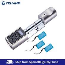 L6PCB Die Beste Smart Lock DIY APP Elektronische tastatur RFID Digitale Türschloss für Airbnb Management EU Modell