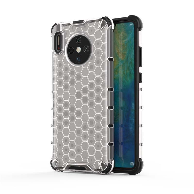 Hybrid PC + TPU Shockproof Case For Huawei 8X Mate20 Nova5i P30 Honor20 Mate20pro Mate20x P30pro Mate30 Mate30pro Cases KS0386