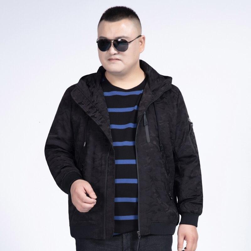 10XL 8XL 6XL 5XL hommes veste à capuche pour printemps automne poche fermeture à glissière Style hommes veste extérieure haute qualité vestes homme