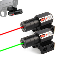 Laser Sight Rifle Adjustable Red Dot Picatinny for And with 635-655nm 11mm/20mm