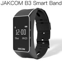 JAKCOM B3 Smart Watch Best gift with smart band m4 android watch p80 sellers of week sport accessories men watches for women cheap Android Wear Proprietary OS Android OS On Wrist All Compatible 128MB Passometer Fitness Tracker Sleep Tracker Mood Tracker