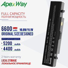 Apexway 11.1V RV520 Batteria Per SamSung AA PB9NC6B AA PB9NS6B AA PB9NC6W AA PL9NC6W R428 R429 R468 NP300 NP350 RV410 RV509 R530