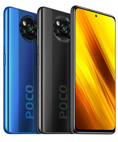 [World Premiere Flash Sale In Stock] POCO X3 NFC Global Version Snapdragon 732G Xiaomi Smartphone 64MP Camera 5160mAh 33W Charge