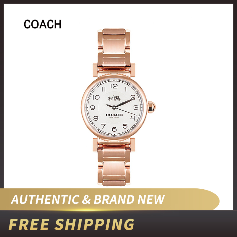 Authentic Original & Brand New Coach 145023 Madison Watch Online