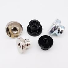 Knurl Thumb-Nut Step-Adjust Hand-Tighten 3d-Printer Carbon-Steel M4 M10 M5 M6 M8 M3