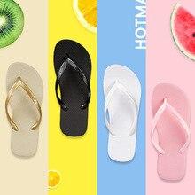 2020 New Non-slip Flip flops Bathroom slippers Summer slides women shoes Beach Slippers Fashion flip flops women slippers unisex