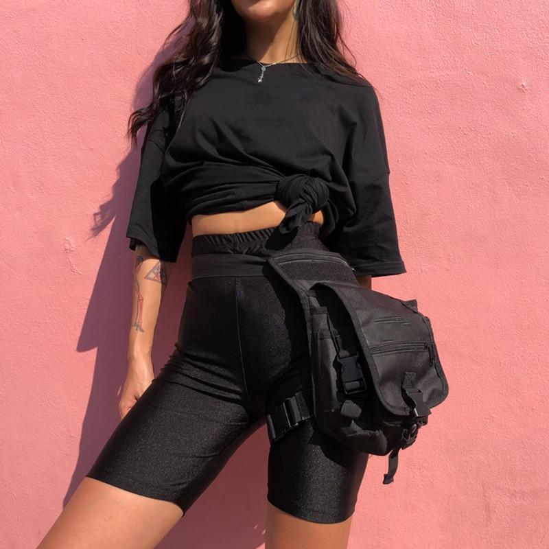 Military Waist Fanny Pack Weapons Tactics Ride Leg Bag For Women Waterproof Drop Utility Thigh Pouch Multi-Purpose Hip Belt