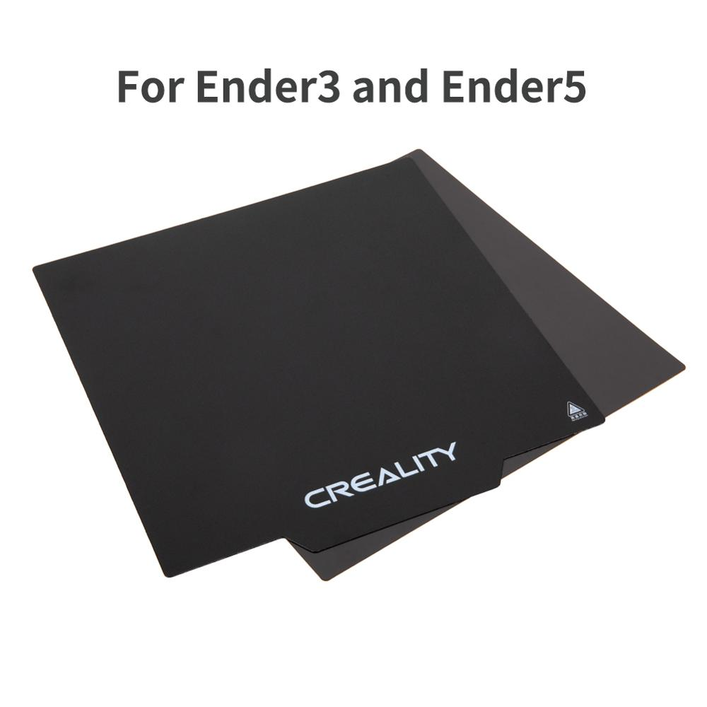 5pcs Creality 3D 235*235mm Frosted Heated Bed Hot Bed Platform Sticker With 3M