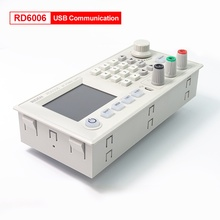 RD RD6006 RD6006W USB Wi-Fi, DC-DC связующего тока понижающий Voedingsmodule бак Напряжение конвертер Вольтметр 60V 5A