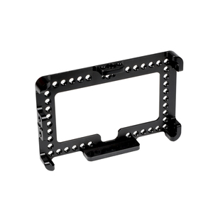 """Image 3 - Kayulin On camera Monitor Cage Bracket For FeelWorld F6 Plus 5.5"""" Display New Arrival"""