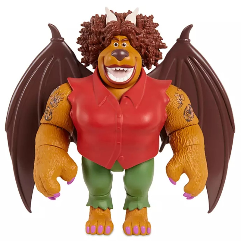 Genuine Disney New Movies Manticore Action Figure Onward GK Statue Action Figure Collection Model Toy M5352