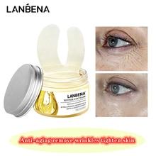 LANBENA Eye Patches RetinolHyaluronic VC Moisturizing Serum Anti-Aging/PuffinessDarkCircleEyesRemoveFineLines And Spots Eye Care