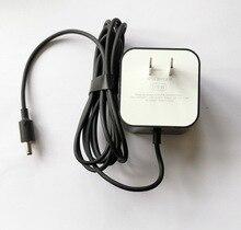 Gebruikt Us/Eu Plug Ac Adapter Voeding Lader GP92NB 15W Voor Echo Dot 3rd Generatie, echo Show 5