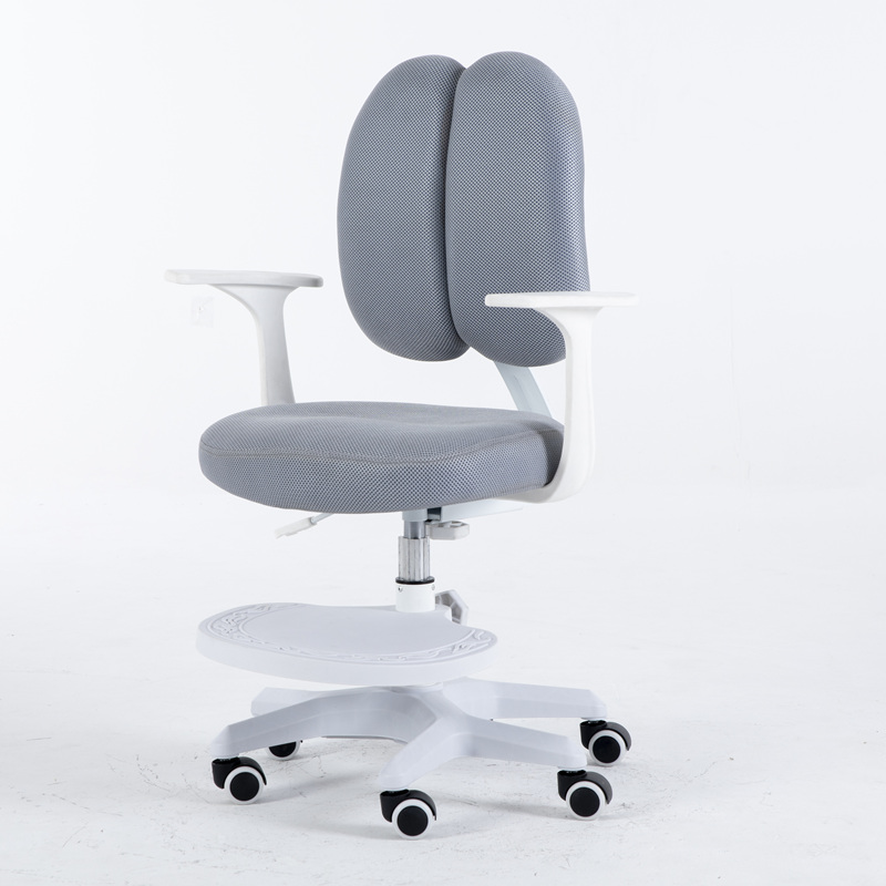 Children's Learning Chair With Corrected Sitting Posture Can Be Adjusted To Lift Back Desks And Chairs. Primary School Students'