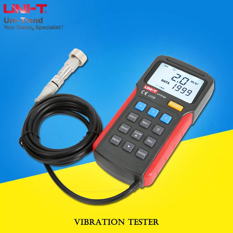 UNI-T UT315A Split Vibration ...