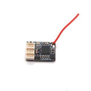 Image 2 - DasMikro 2.4GHz ASF CH3 Micro Receiver Unit for KO Propo Mini Z AMZ AMR RC Car Parts