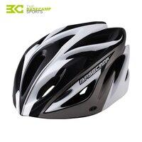 BASECAMP Cycling Helmet MTB Bicycle Capacete Bicicleta Road Bike Helmet Integrall Casco Bici Cycling Helmets Cascos Ciclismo
