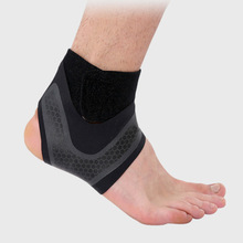 1 Piece Left Right Feet Ankle Support Strap Fitness Brace Gym Protection Running Sport Guard Foot Bandage